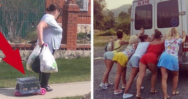 Есть женщины в русских селеньях. Про тех, кому мужики не нужны