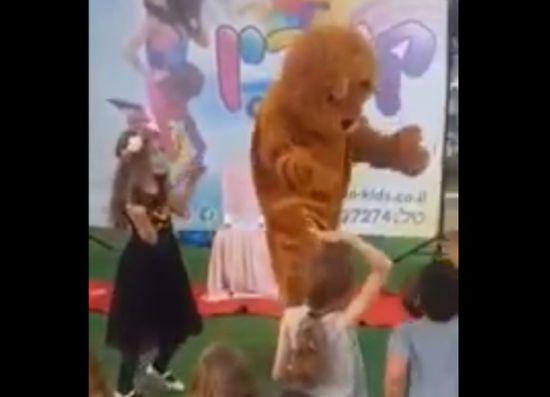 Когда на детском утреннике что-то пошло не так