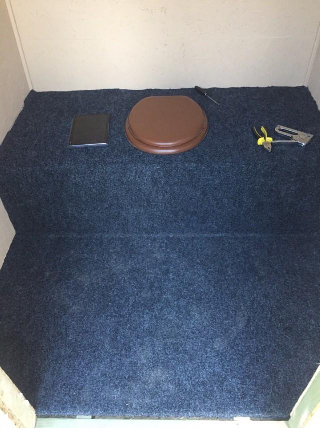 Красиво жить не запретишь: уютный дачный туалет Всячина