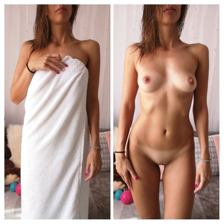 Одетые vs Раздетые