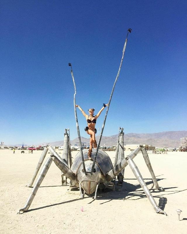 Фотоотчет: Burning Man-2019