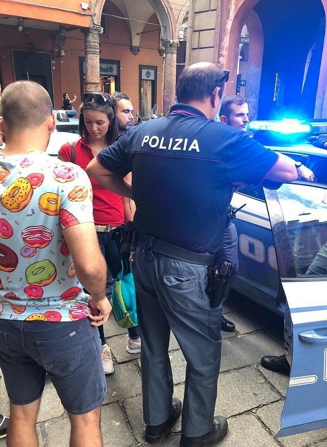 Саня и Толя - гроза итальянской преступности Всячина