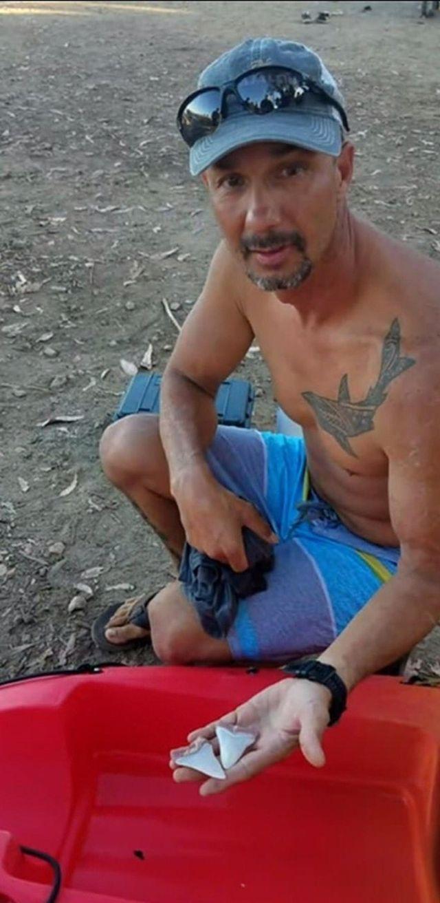 Дайвер сразился с акулой и остался жив Всячина