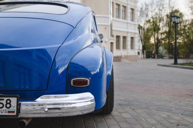 В Пензе сделали купе на базе «Победы» Всячина