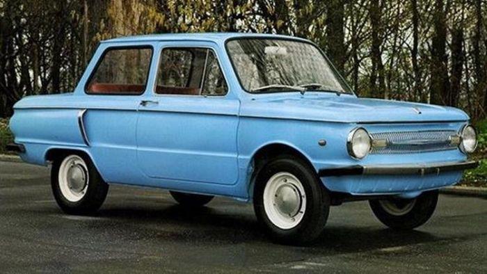 ЗАЗ-966 «Запорожец» в СССР стоил дороже чем Ford Mustang в США