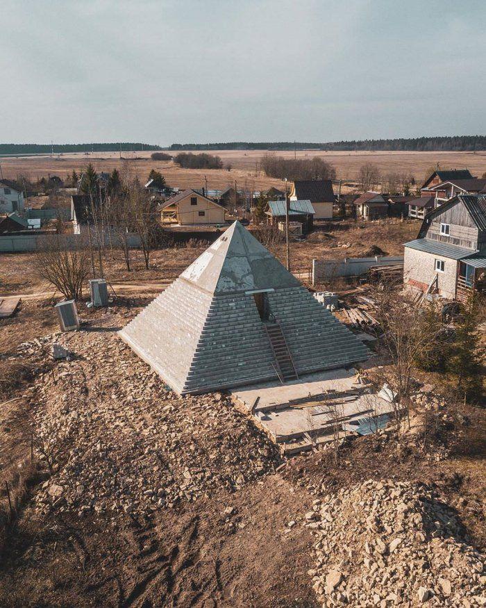 Традиционная архитектура Российской глубинки