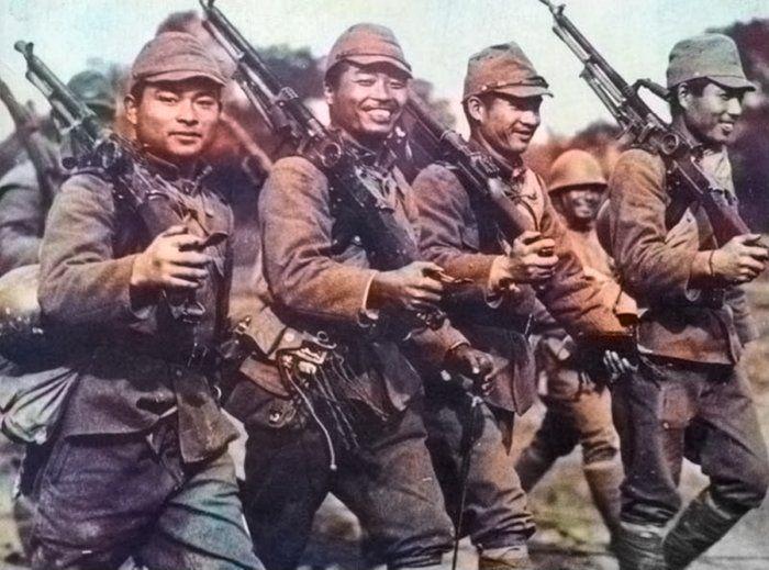 Что если бы Япония напала на СССР во время Второй Мировой Всячина