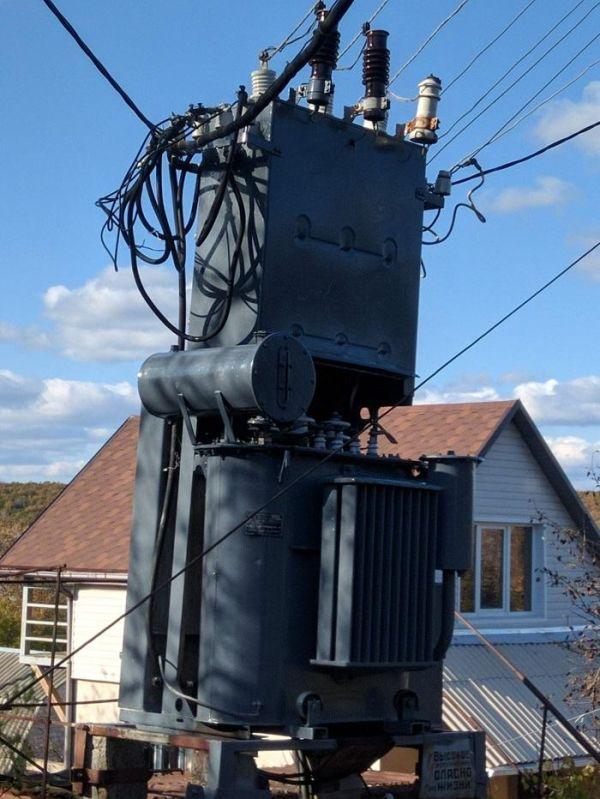 Поразительная хитрость соседей при воровстве электричества на даче Всячина
