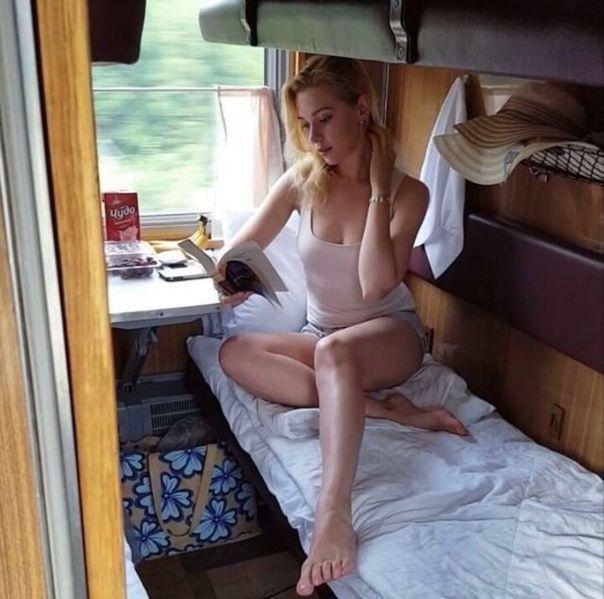 Приглашаю в ж/д путешествие в плацкартном вагоне Всячина