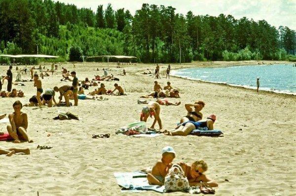 25 фотографий Новосибирска, начало 70-х годов Всячина