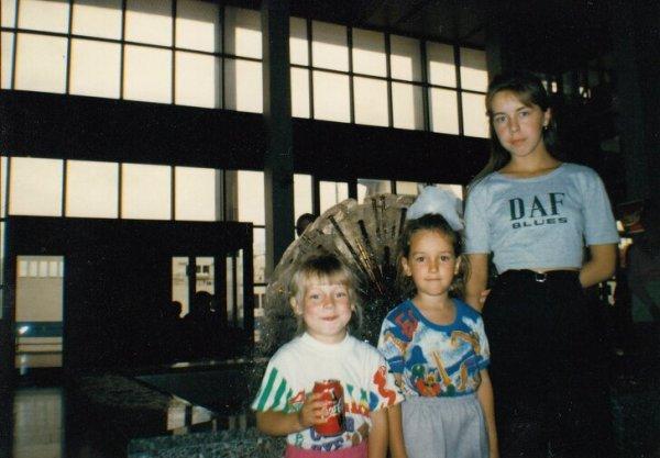 Фото из 90-х Всячина
