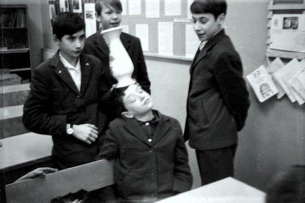 Советские ученики