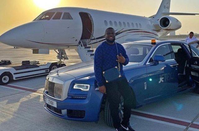 В Дубае арестовали звезду Instagram Раймонда Аббаса – в его квартире нашли больше 37 млн долларов наличными