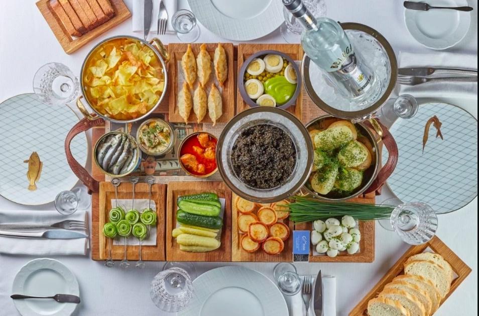 Как выглядит и сколько стоит завтрак бурлака Всячина