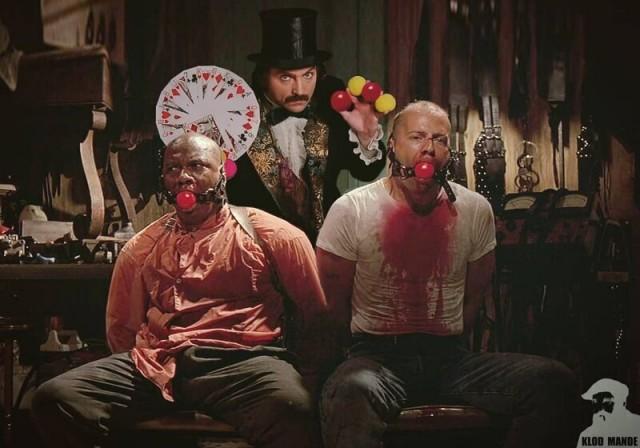 Подборка работ казанского мастера фотошопа - Клода Монде Юмор