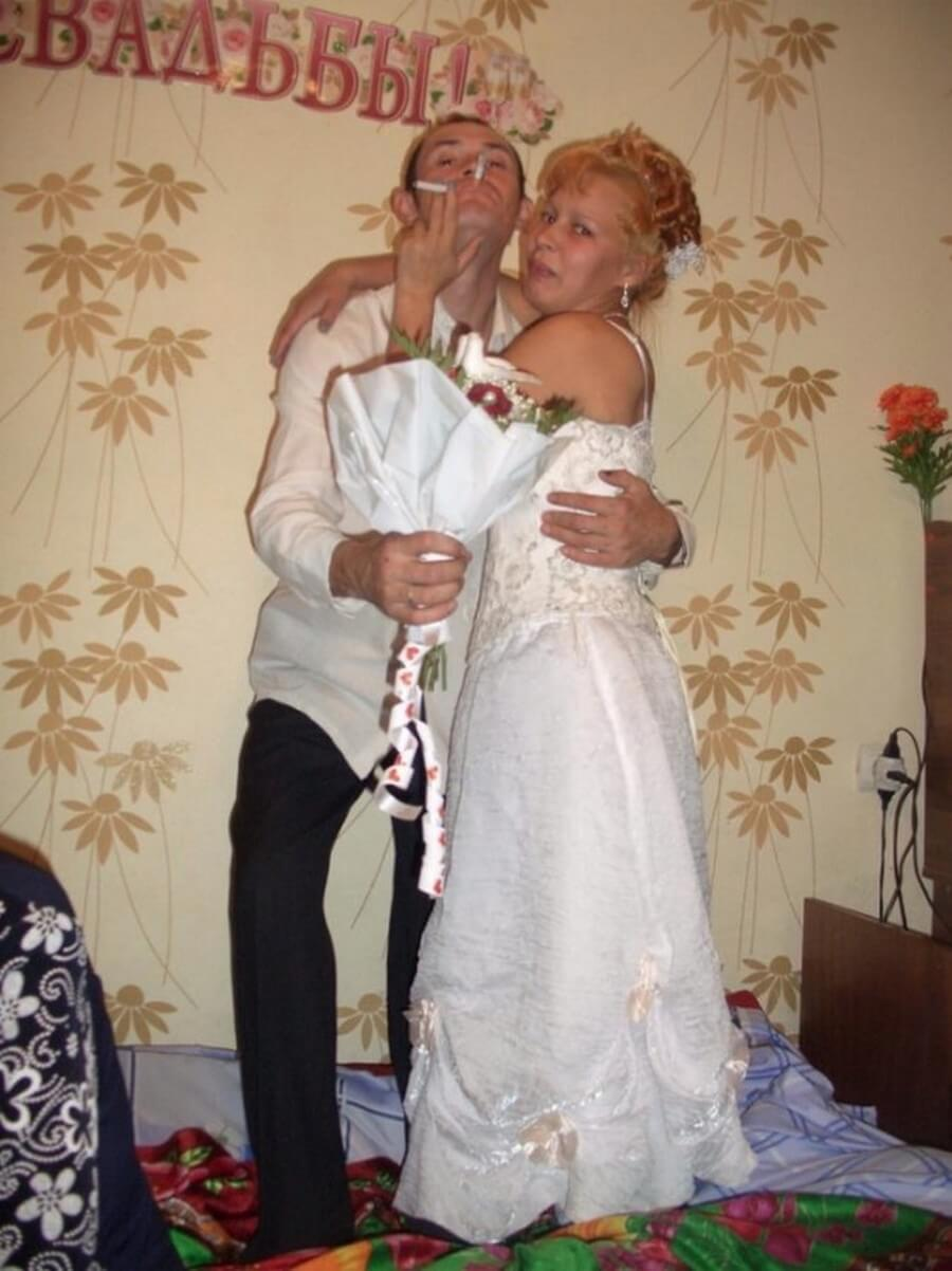 Свадебные кошмары Юмор