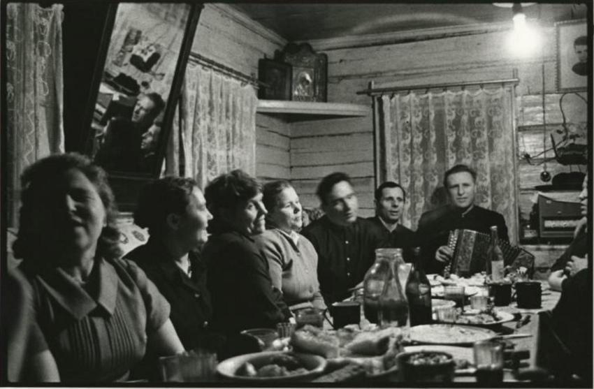 Пятница по-советски Всячина