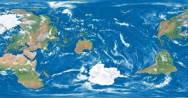 15 необычных карт мира Юмор
