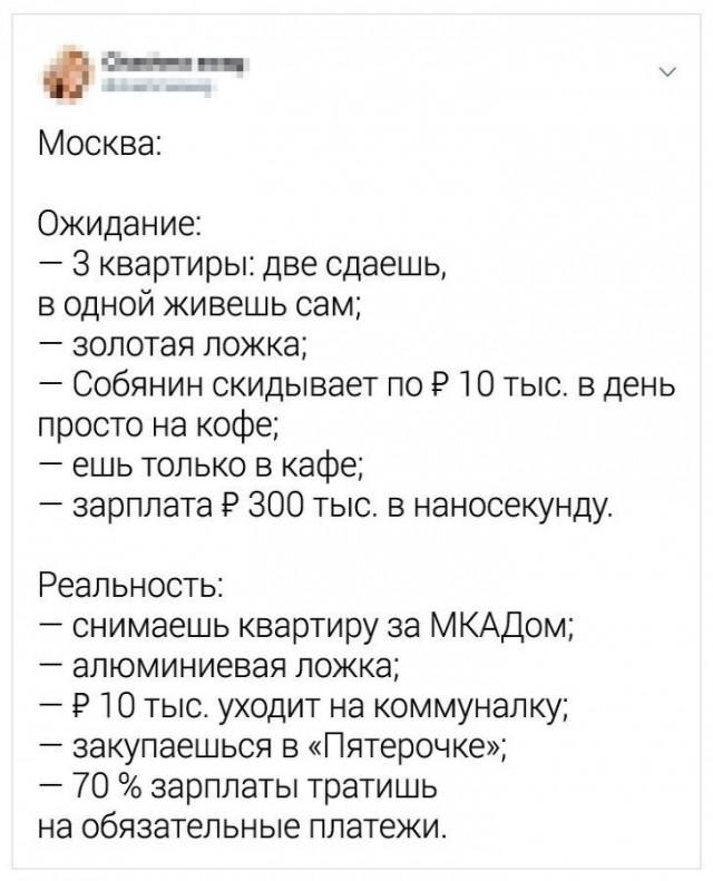 Вся правда о российских городах