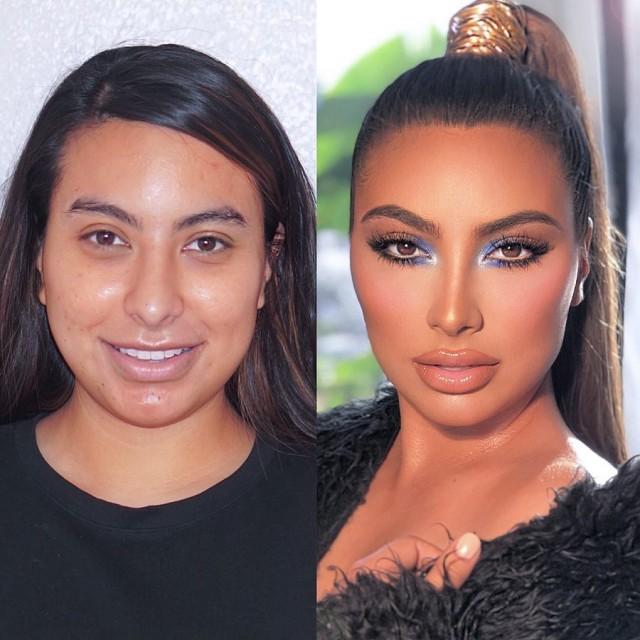 Коварная сила макияжа Всячина
