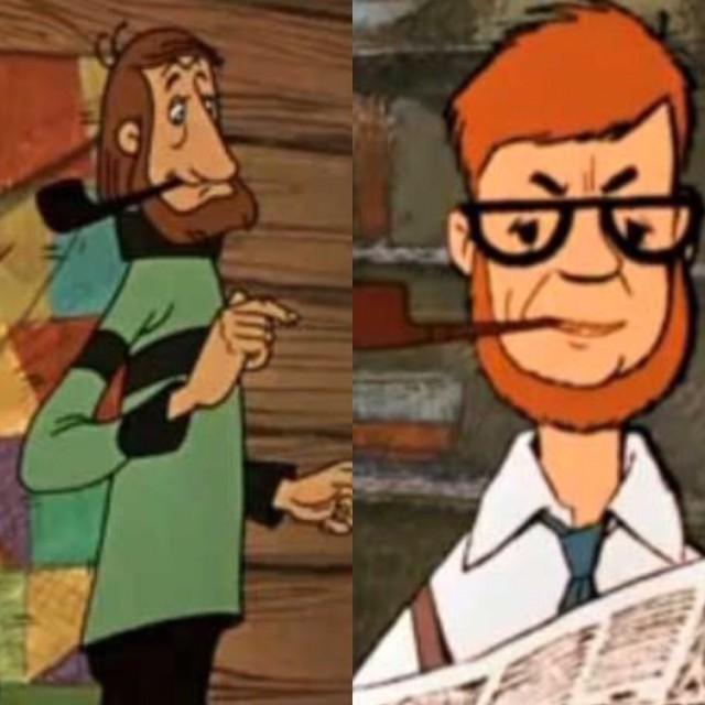 Почему родители Дяди Федора и Малыша так похожи? Детективная история. Всячина