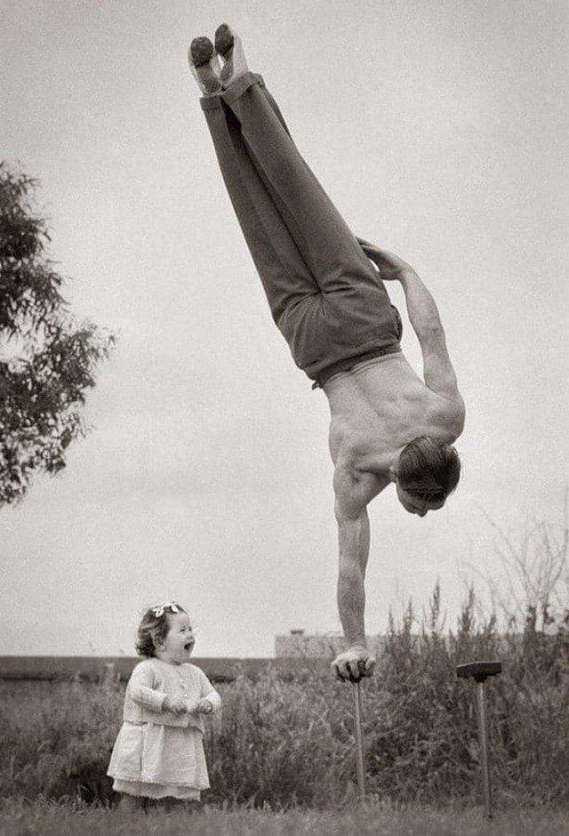 Яркие черно-белые фотографии из архива Всячина
