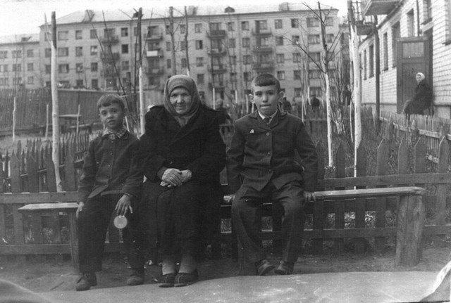 Исторический винегрет из фотографий. 60-е
