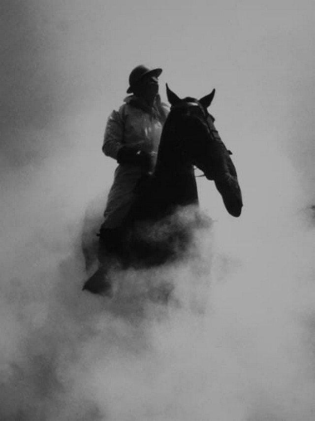 Яркие черно-белые архивные кадры Всячина