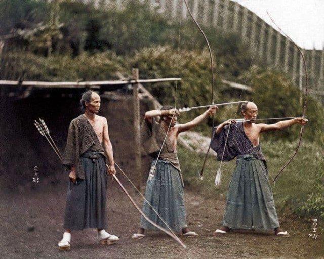 Исторический винегрет интересных фото Всячина