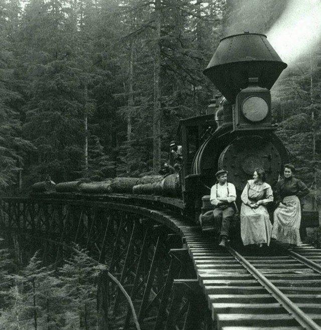 Яркие черно-белые фотографии прошлого Всячина