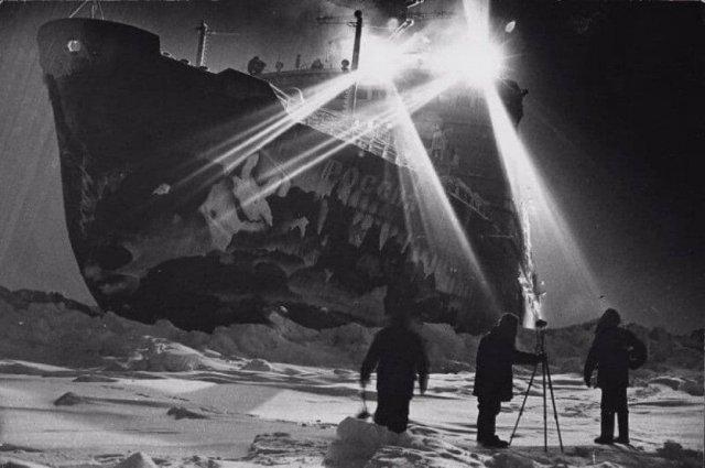 Яркие черно-белые фото из архивов Всячина