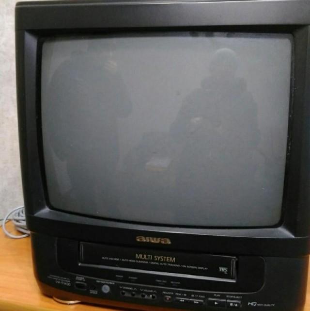 Легендарные телевизоры 90-х: Funai, JVC, Aiwa и другие Всячина