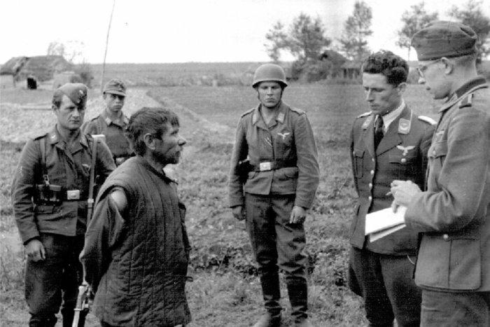 Какое русское слово помогало вычислить фашиста на войне? Всячина