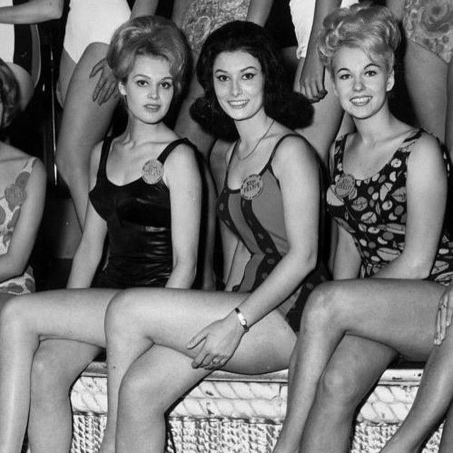 Мисс Финляндия, Мисс Франция и Мисс Германия, 1963 evergreen,Всячина