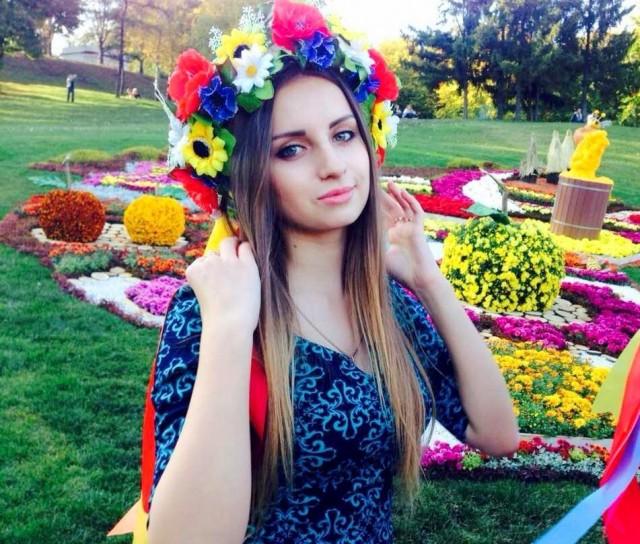 Девушки из Украины evergreen,Всячина