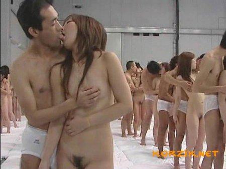 Osho nude woman group